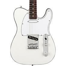 American Ultra Telecaster Rosewood Fingerboard Electric Guitar Arctic Pearl