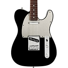 American Ultra Telecaster Rosewood Fingerboard Electric Guitar Texas Tea