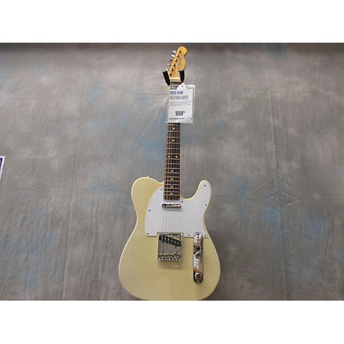 Fender American Vintage Reissue Telecaster (NO CASE) White Blond Ash Solid Body Electric Guitar