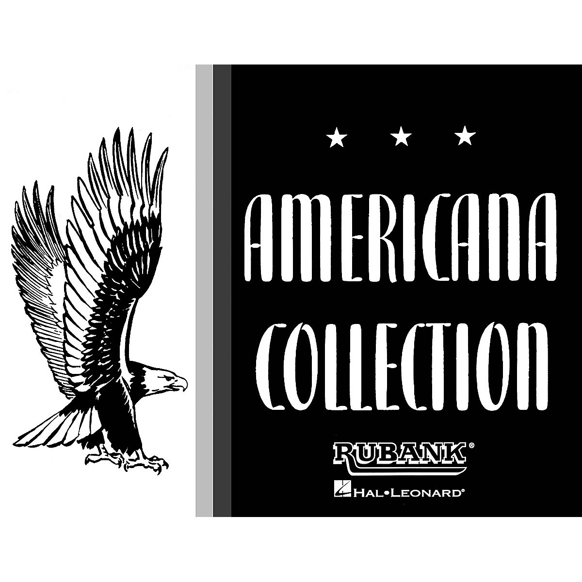 Rubank Publications Americana Collection for Band (Bass Clarinet) Concert Band Composed by Various