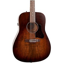 Americana Dreadnought Acoustic-Electric Guitar Bourbon Burst