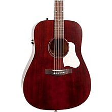 Americana Dreadnought Acoustic-Electric Guitar Tennessee Red