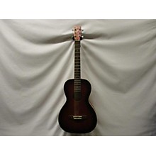 Art & Lutherie Ami Spruce Burgundy Acoustic Guitar