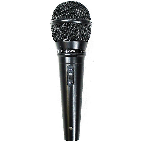 used miscellaneous amicv 2r dynamic microphone guitar center. Black Bedroom Furniture Sets. Home Design Ideas
