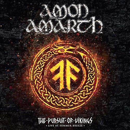 Alliance Amon Amarth - Pursuit Of Vikings: Live At Summer Breeze