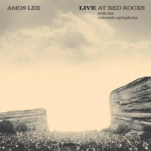 Alliance Amos Lee - Amos Lee Live At Red Rocks With The Colorado Symphony