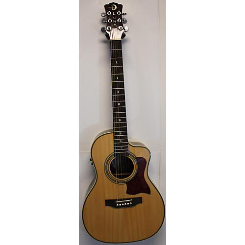 Luna Guitars Amp 100 Acoustic Electric Guitar