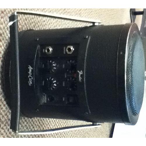 Fender Amp Can Black Battery Powered Amp