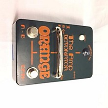 Orange Amplifiers Amp Detonator Buffered AB-Y Pedal Pedal