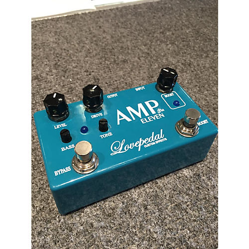 Lovepedal Amp Eleven Overdrive Boost