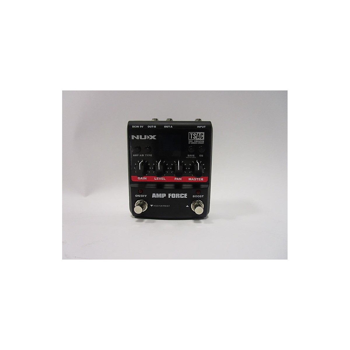 NUX Amp Force Pedal