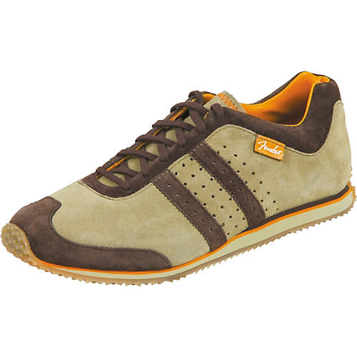 ZZZ Amp Leather Athletic Shoes