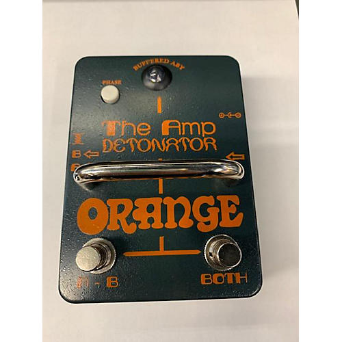 Orange Amplifiers Amp Pedal