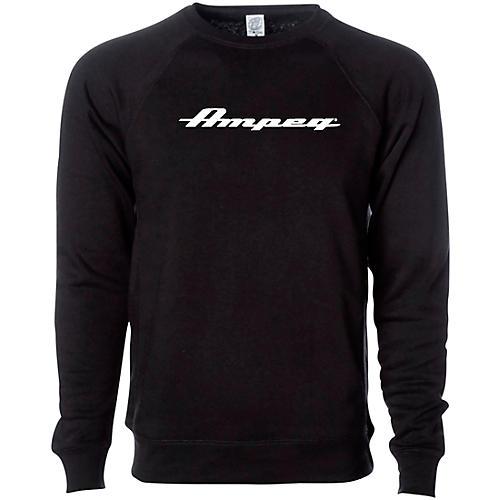 Ampeg Ampeg Lane Crew Neck Pullover-Black