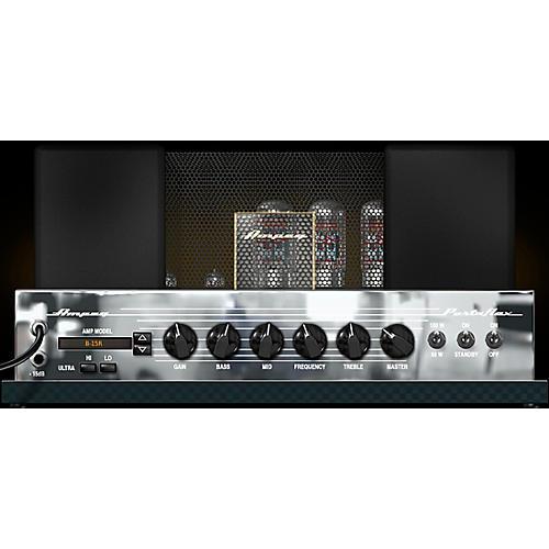 IK Multimedia Ampeg SVX 2 Upgrade