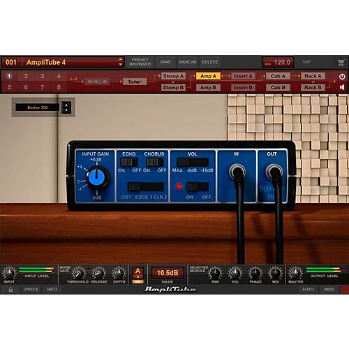 IK Multimedia AmpliTube Joe Satriani (Download)