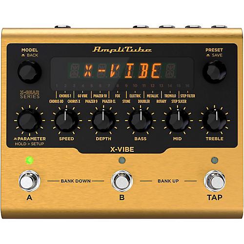 IK Multimedia AmpliTube X-VIBE Modulation Effects Pedal