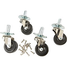 Fender Amplifier Casters with Hardware Set of 4