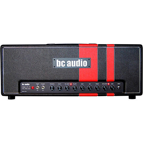BC Audio Amplifier No. 10-Mk.II 50W Tube Guitar Amp Head