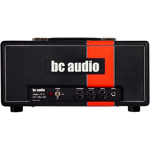 BC Audio Amplifier No. 8 25W Tube Guitar Amp Head