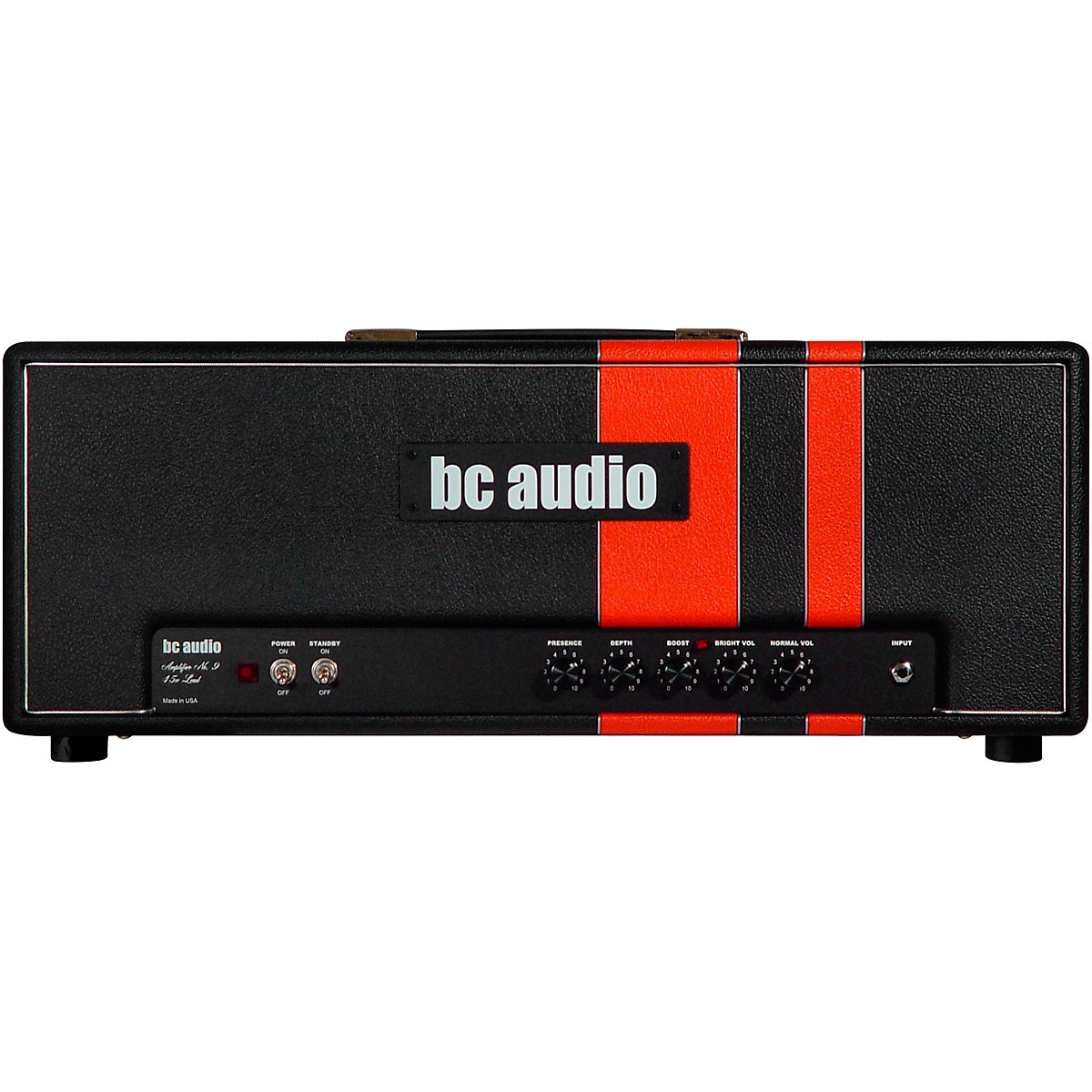 BC Audio Amplifier No. 9 45W Tube Guitar Amp Head