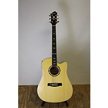 Hagstrom Ams-d15ce Acoustic Electric Guitar