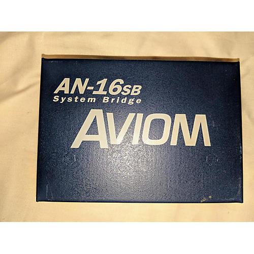 Aviom An-16sb Line Mixer