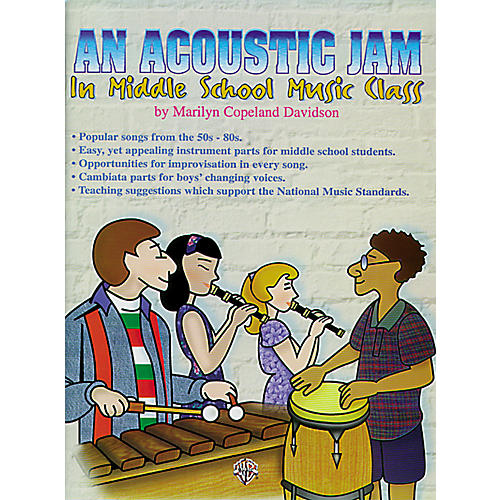 Alfred An Acoustic Jam Book