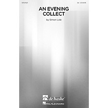 De Haske Music An Evening Collect SA composed by Simon Lole