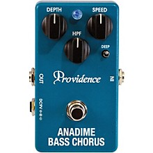 Providence Anadime Bass Chorus Pedals
