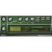 McDSP Analog Channel Native v6 Software Download