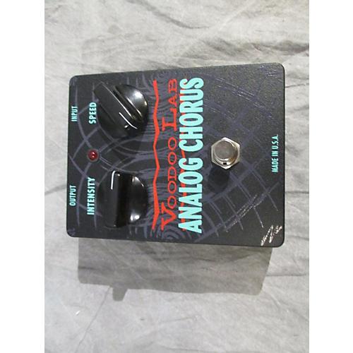 Voodoo Lab Analog Chorus Effect Pedal