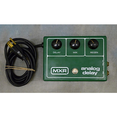 MXR Analog Delay Effect Pedal