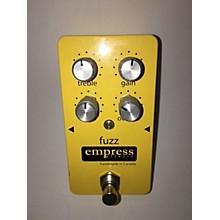Empress Effects Analog Fuzz Effect Pedal