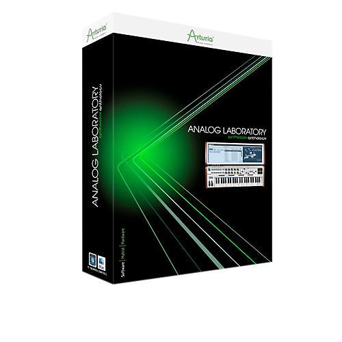 Arturia Analog Laboratory Software Download
