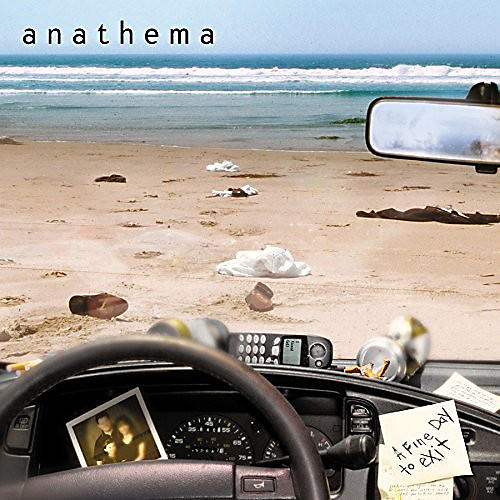 Alliance Anathema - A Fine Day To Exit
