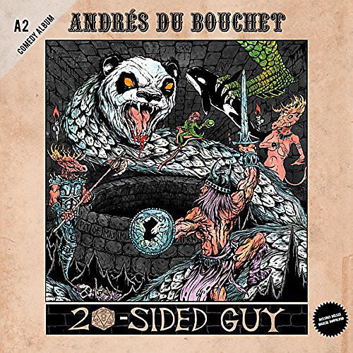 Alliance Andres Du Bouchet - 20-Sided Guy