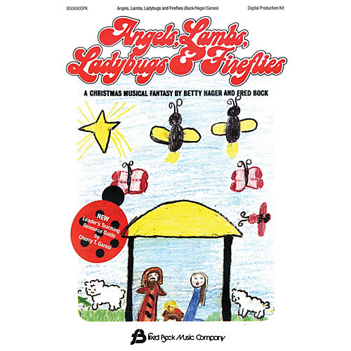 Fred Bock Music Angels, Lambs, Ladybugs & Fireflies DIGITAL PRODUCTION KIT composed by Fred Bock