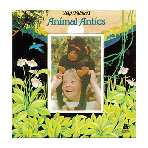 Educational Activities Animal Antics (Cassette)