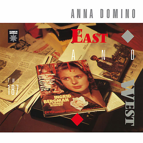 Alliance Anna Domino - East & West + Singles