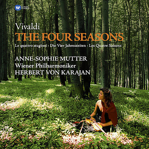 Alliance Anne-Sophie Mutter - Four Seasons