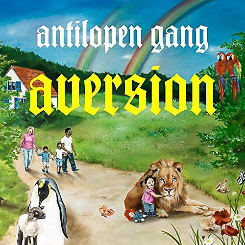 Alliance Antilopen Gang - Aversion