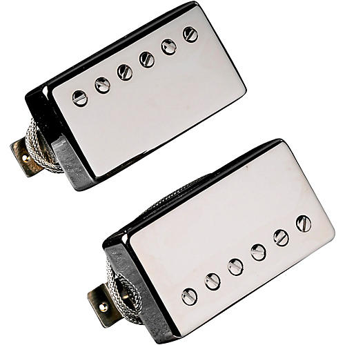 Seymour Duncan Antiquity Retrospec'd Humbucker Nickel Set - Nickel Cover