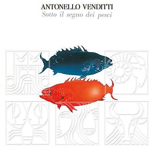 Alliance Antonello Venditti - Sotto Il Segno Dei Pesci