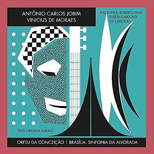 Alliance Antonio Carlos Jobim - Orfeu Da Conceicao / Brasilia: Sinfonia Da Alvorada