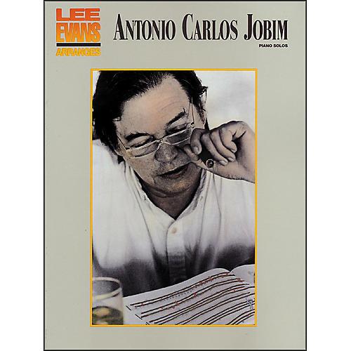 Hal Leonard Antonio Carlos Jobim - Piano Solos Lee Evans Piano