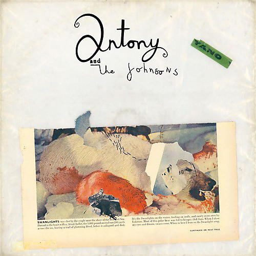 Alliance Antony & The Johnsons - Swanlights