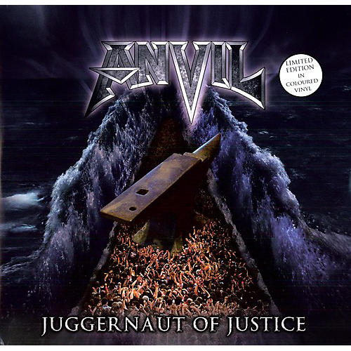 Alliance Anvil - Juggernaut of Justice