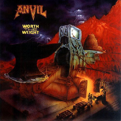 Alliance Anvil - Worth the Weight