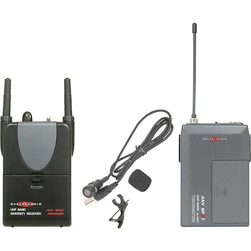 Galaxy Audio Any Spot Lavalier Wireless Camera Kit